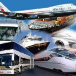 видове транспорт
